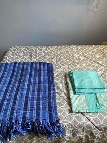 súper oferta!! juego de sábanas individual y almohada