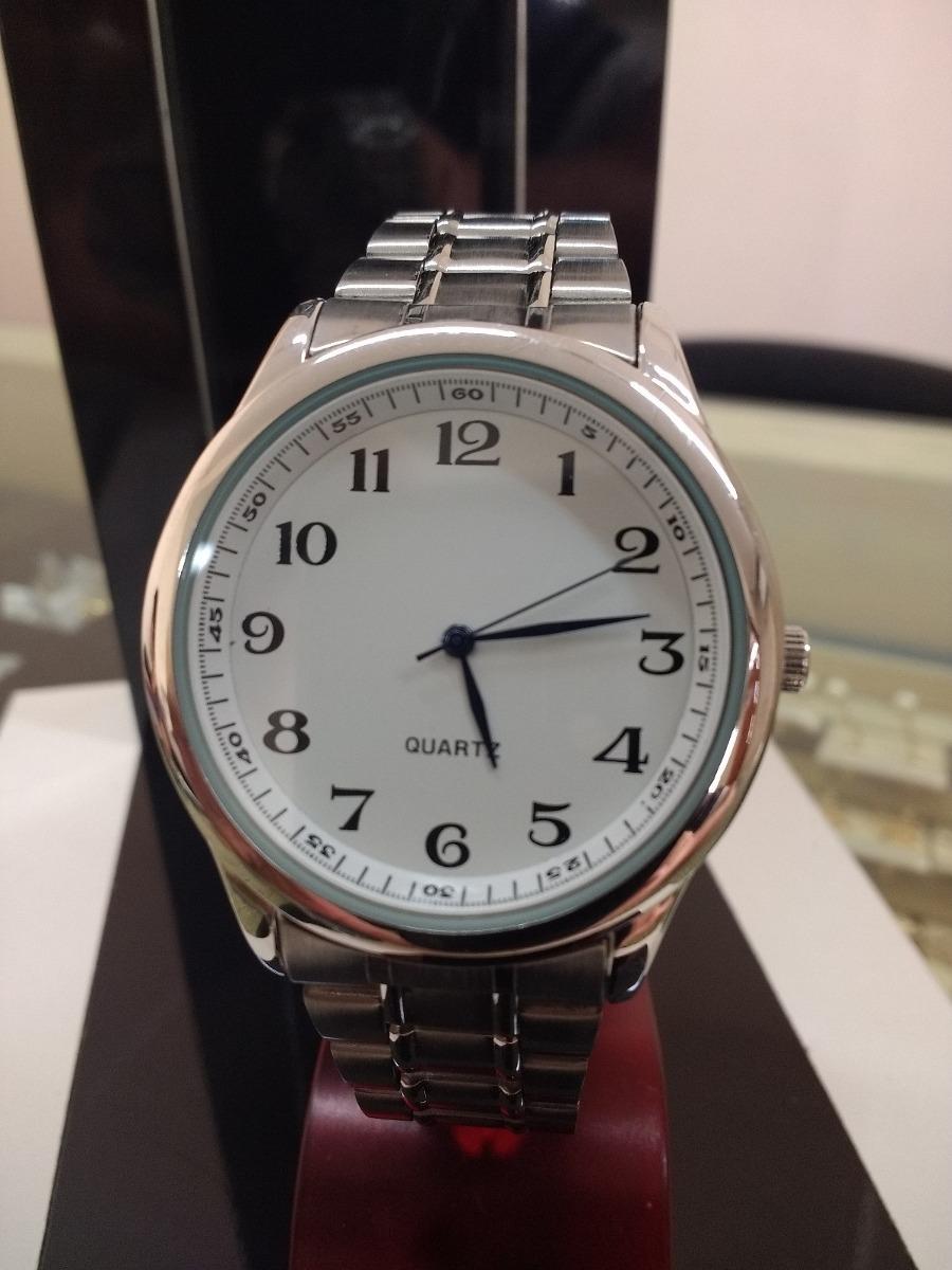 3f0a6554d24 super oferta relogio pulso importado analogico pulseira aço. Carregando  zoom.