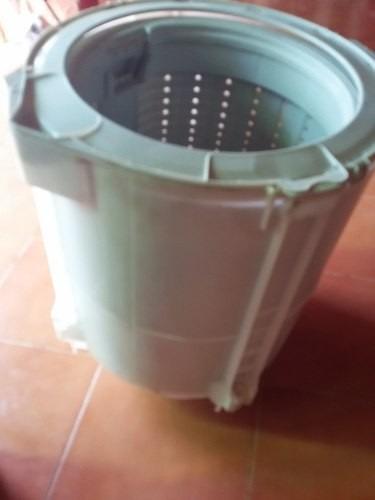 super oferta tina y tambor lavadora lg c/su acople yestrella