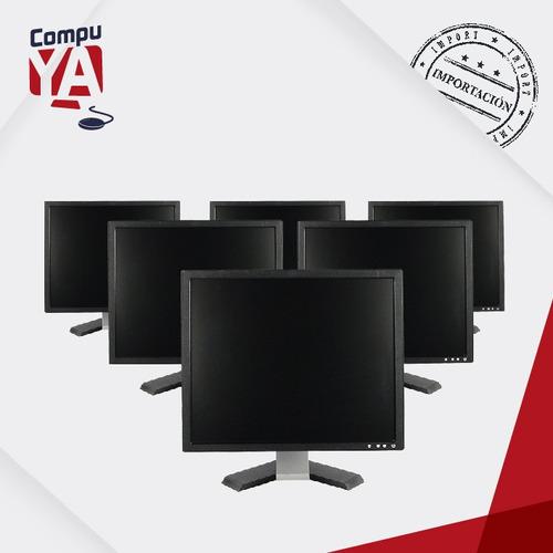 súper oferta! venta de 5 monitores 15 lcd