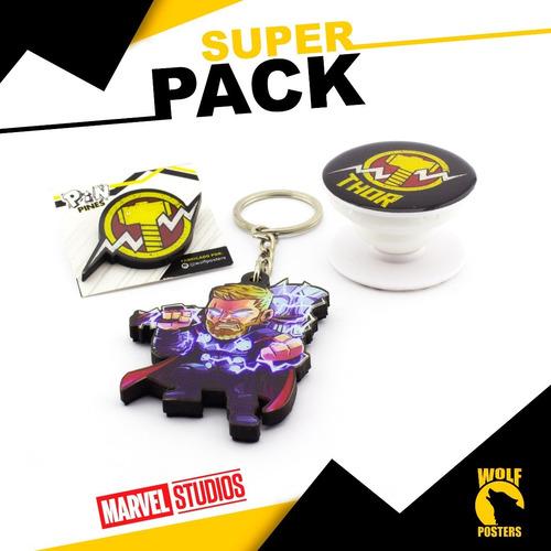 super pack de thor marvel 002