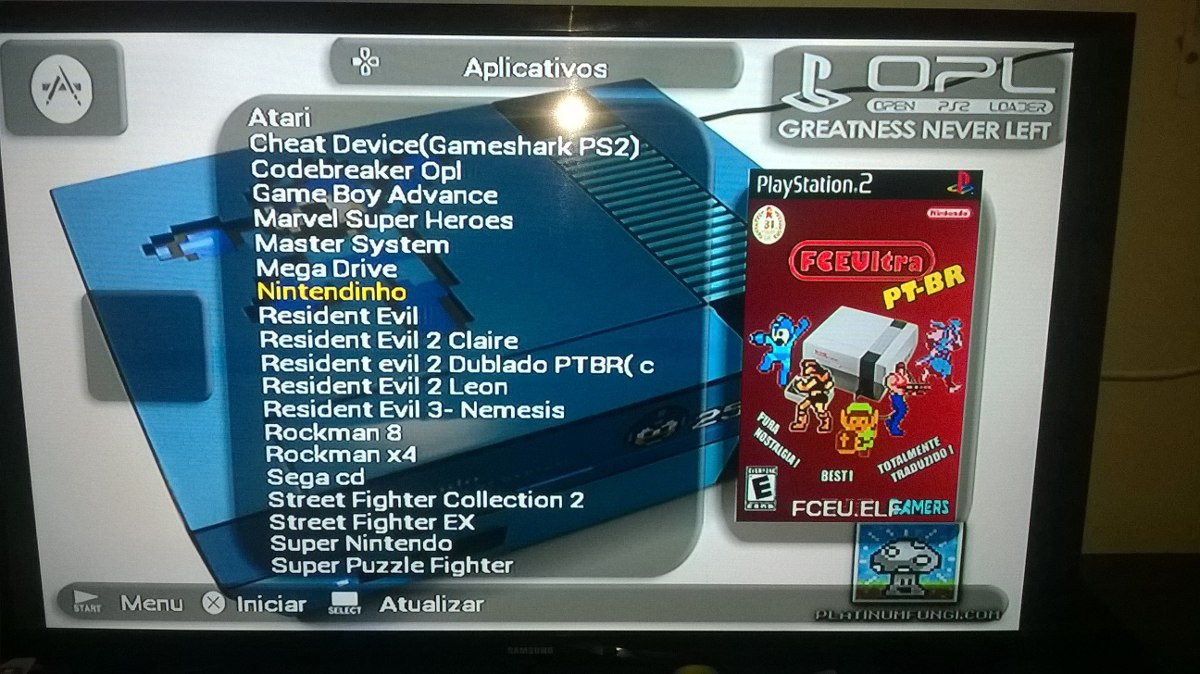 ps2 games download in pendrive