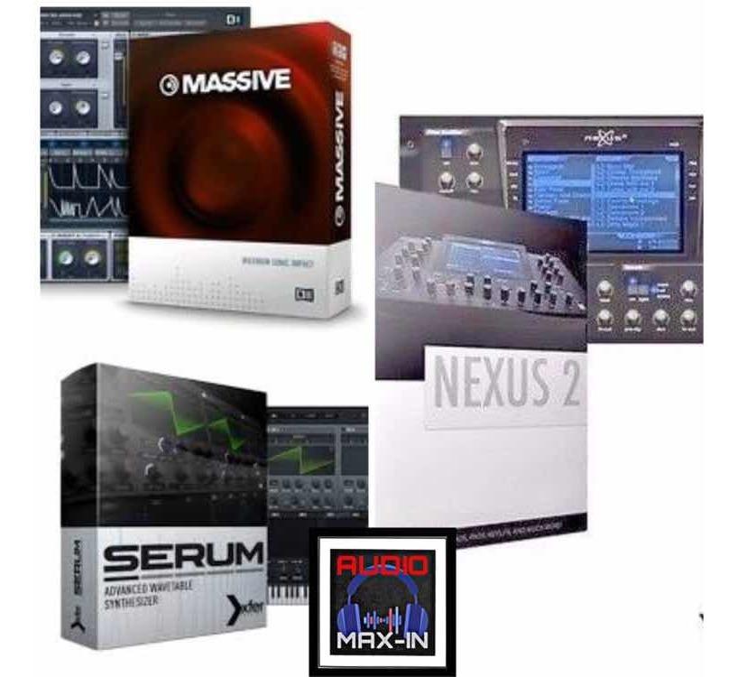 (super Pack) Serum + Nexus 2 + Massive
