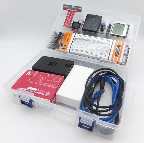 super para kit raspberry pi 4 multiproyectos solo accesorios