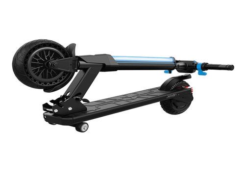 super patinete elétrico dobrável 8 poleg. exposição dsr