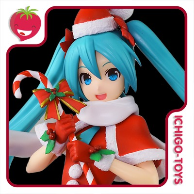 Hatsune Miku Christmas 2018.Super Premium Figure Hatsune Miku Christmas 2018 Original