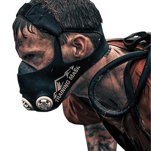 super promo mayo elevation training mask 2.0 mma crossfit