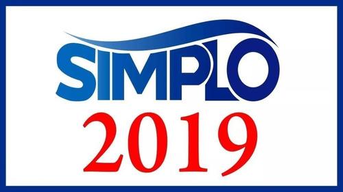 super promo  simplo 2019 para multiples pc