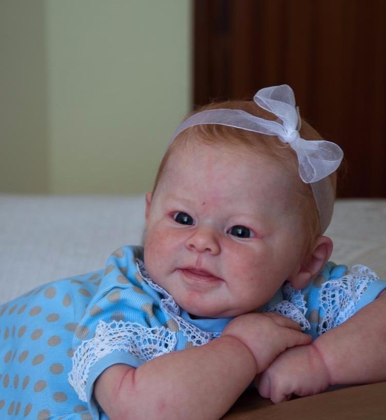 a2f669a4b Super Promoção Bebê Reborn Emilía Q Chora E Balbucia - R  899
