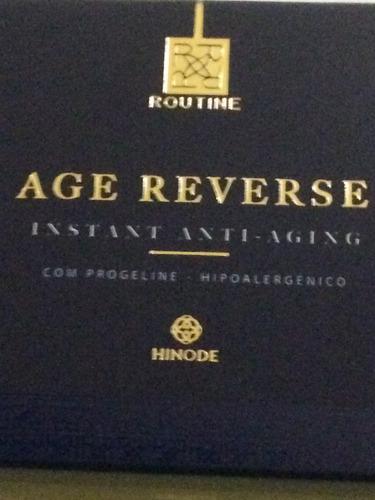 super promoção frete grates age reverse - botox instantâneo você mais jovem  caixa com 21 sachês hinode