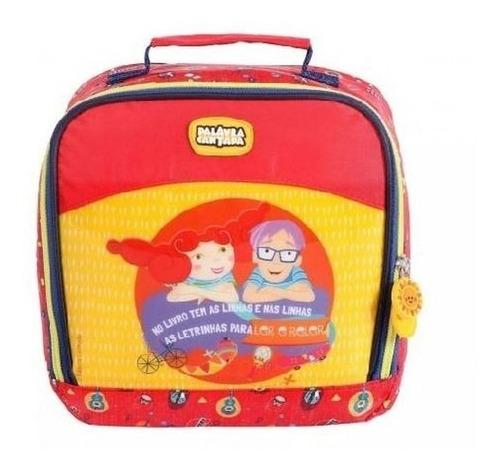 super promoção kit mochilete+lanch palavra cantada p- 60365