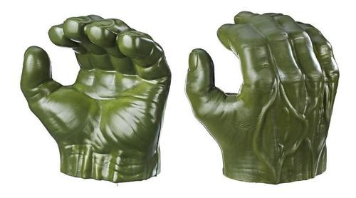 super puños gamma hulk marvel original hasbro (3804)