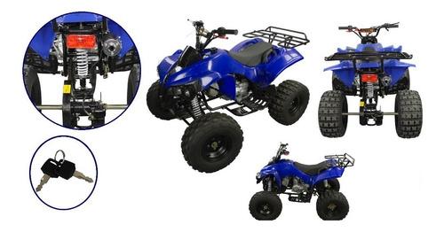 super quadriciclo 125cc automático e ré 0km pr. entregua dsr