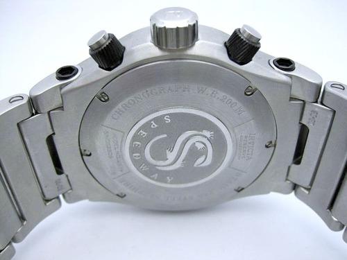 super raro invicta men¿s new reserve speedway xl 4917 watch.