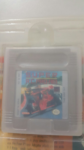 super rc pro am game boy