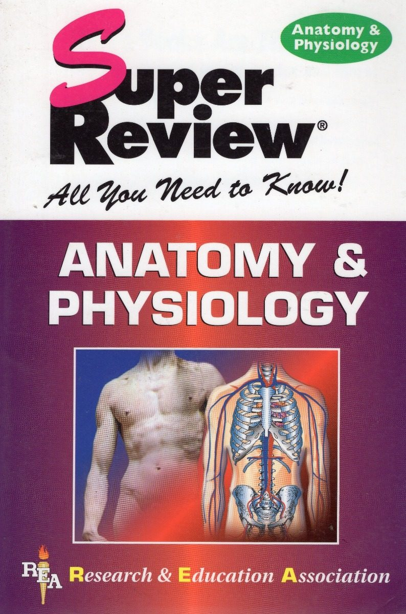 Super Review Anatomy & Physiology - $ 250.00 en Mercado Libre