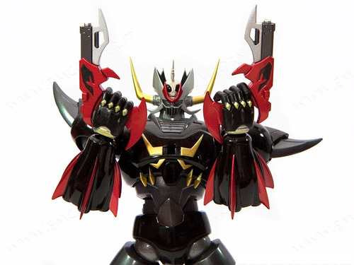 super robot chogokin mazinkaiser skl limitado version jp
