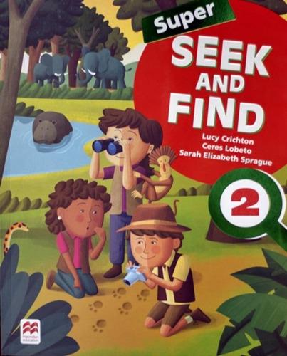 super seek and find 2 sb and digital pack - 2nd ed