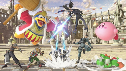 super smash bros. ultimate para switch start games a meses