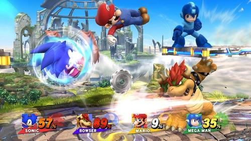 super smash bross ultimate nintendo switch fisico!!nuevo!!