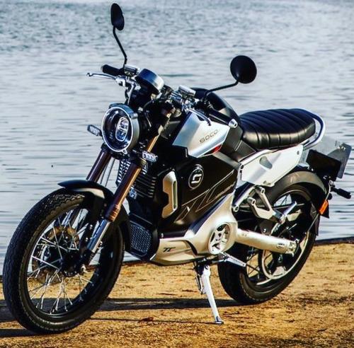 super soco tc max 4500w motor bosch supersoco moto eléctrica