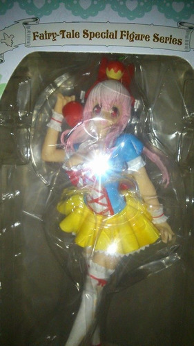 super sonico - fairy tail special figure - shirayuki