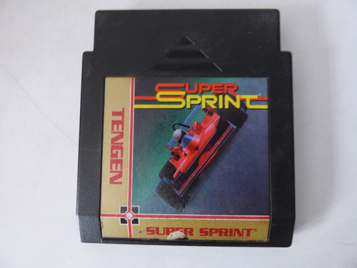 super sprint nintendo nes zonagamz