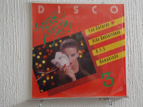 super stars disco - varios