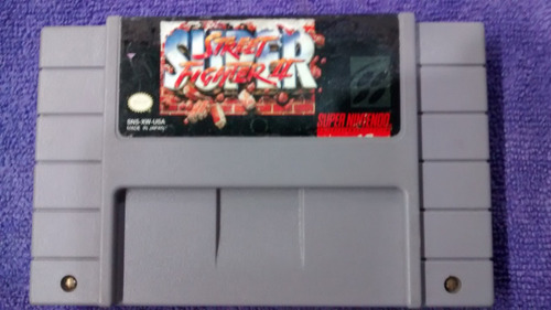 super street fighter 2 - snes