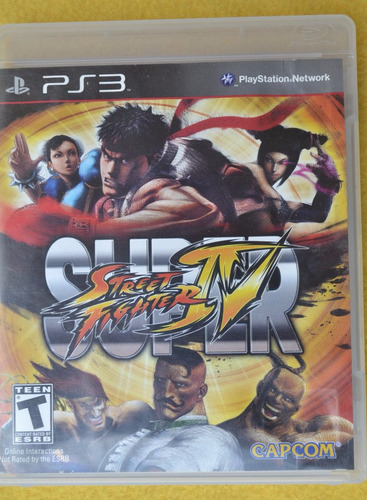 super street fighter 4 ps3 play magic