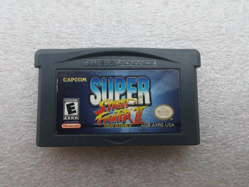 super street fighter ii turbo revival americano original!!