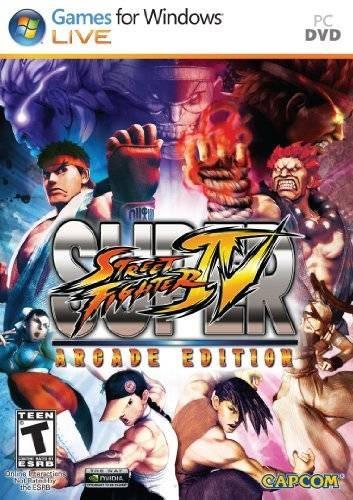 super street fighter iv arcade edition para pc