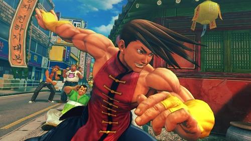 super street fighter iv arcade edition ps3 oferta