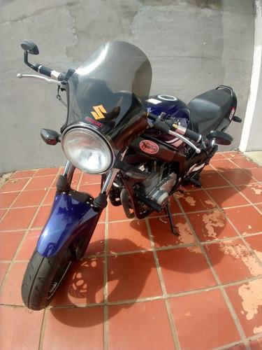 super suzuki gs-500e (2009)