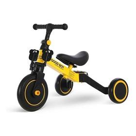 Súper Triciclo Bicicleta Montable 3 En 1 - Niñ@s 1 A 3 Años