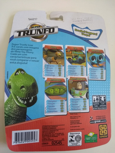 super trunfo toy story