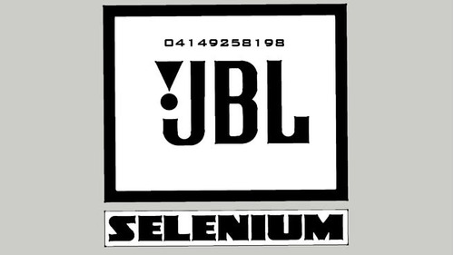 super tweeter jbl selenium st200 original made in brazil