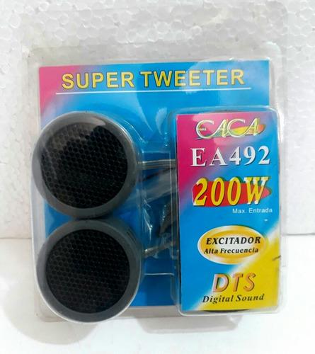 super twister 200w excitador alta frecuencia