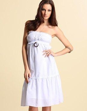 super vestido blanco de algodón op4