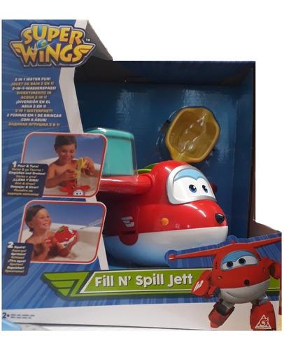 super wings 721111 jett lanza agua p/bañ