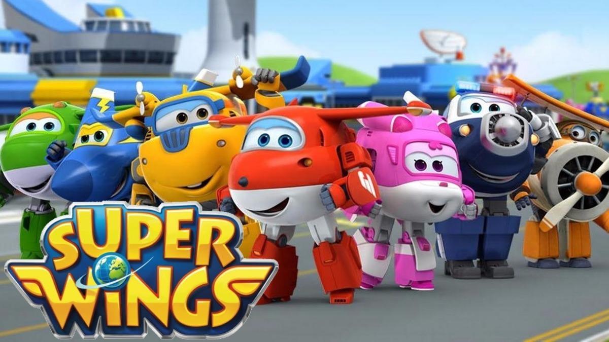 super wings dvd desenho todos episódios hd dublados aviões
