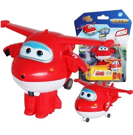 41f8bd67310e20 Super Wings Mini Jett 5 Cm Transformable En Caja -   6.900 en ...