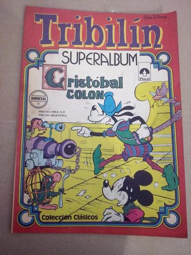 superalbumtribilin n°303 c.colon, pincel, año:1978, 48pag