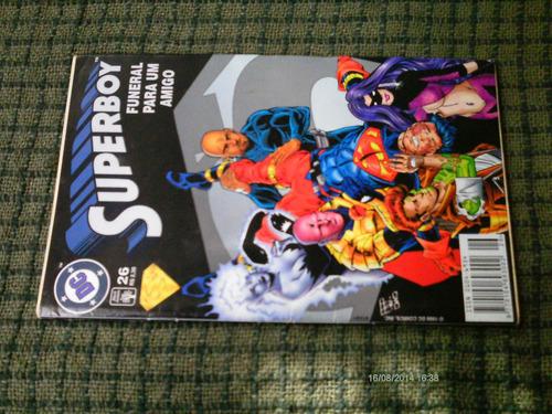 superboy n. 26 (2*serie) - abril jovem (formatinho)