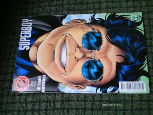 superboy n.28 (2*serie) - abril jovem (formatinho)