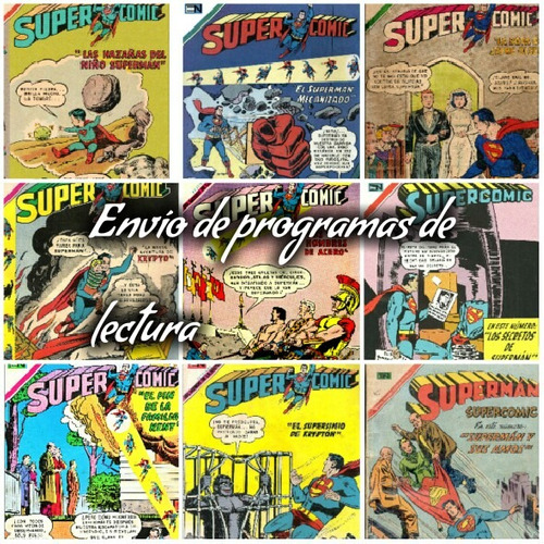 supercomics novaro antiguas revistas digitales