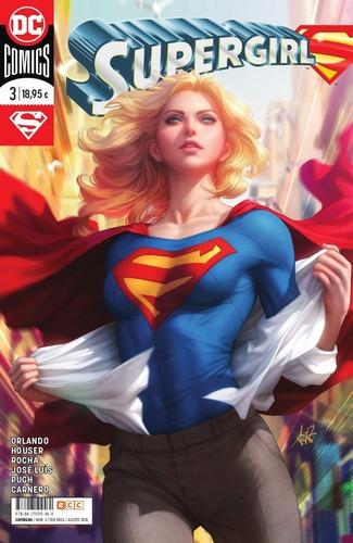 supergirl 3 libro tapa blanda ecc españa importado castellan