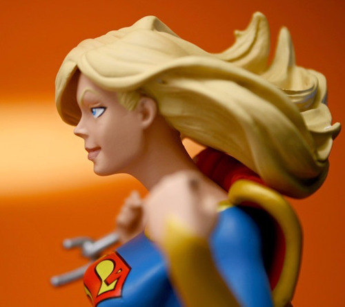 supergirl bust superman women of the dc amanda conner jim ma