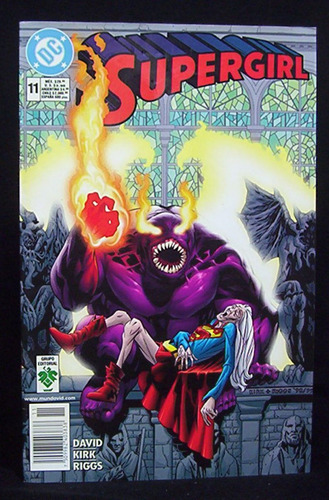 supergirl tomo 11 dc comics editorial vid