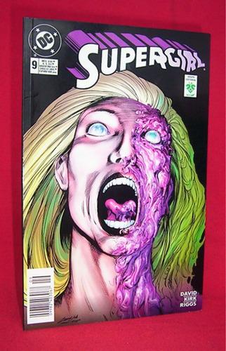 supergirl tomo 9 edición especial dc comics vid